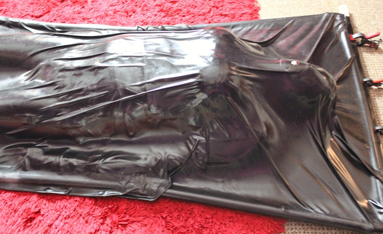 What's it like in a Vacbed?