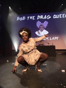 Bob the drag queen:what's in a name